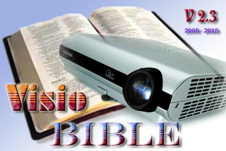 VisioBible - библия для проектора